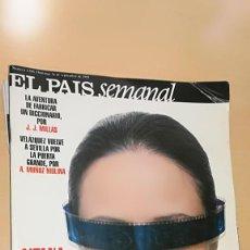 Collectionnisme de Journal El País: EL PAIS SEMANAL 1200 (26-9-2001). AITANA SANCHEZ GIJON. VELAZQUEZ. Lote 113770931