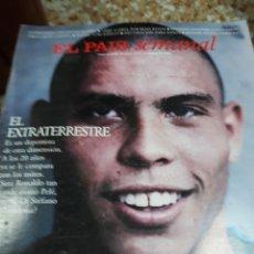 Coleccionismo de Periódico El País: REVISTA: EL PAÍS 11/96. Lote 113946126