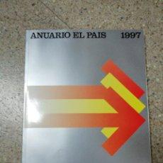 Coleccionismo de Periódico El País: ANUARIO EL PAÍS 1997. Lote 116510459