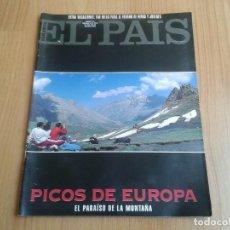 Coleccionismo de Periódico El País: EL PAIS SEMANAL Nº 223 - 28/05/95 - PICOS DE EUROPA, DICTADURA ARGENTINA, PICASSO, HALCÓN ABEJERO. Lote 117541523