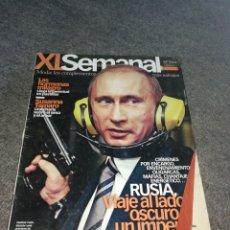 Coleccionismo de Periódico El País: XL SEMANAL. NÚMERO 1004. Lote 118054098