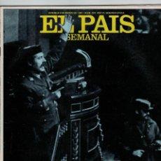 Coleccionismo de Periódico El País: EL PAÍS 1981, MONOGRÁFICO ASALTO AL CONGRESO. Lote 118615999