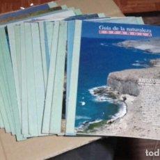 Coleccionismo de Periódico El País: GUÍA DE LA NATURALEZA ESPAÑOLA.. Lote 118701939