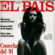 Coleccionismo de Periódico El País: EL PAIS SEMANAL NÚMERO 1 FECHADA EL 24 DE FEBRERO DE 1991 JULIA ROBERTS PRETTY WOMAN. Lote 120549567