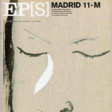 Coleccionismo de Periódico El País: EL PAIS SEMANAL. ESPECIAL 11-M (ABRIL 2004, NUM 1437). Lote 124655211