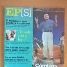 Coleccionismo de Periódico El País: EL PAÍS SEMANAL - ESPECIAL HUMORISTAS - 23 JULIO 2000 - NÚMERO 1243. Lote 128960283