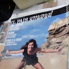 Collectionnisme de Journal El País: EL PAIS SEMANAL.MARISOL.1190. Lote 129703814