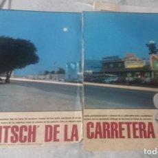Coleccionismo de Periódico El País: EL KITSCH DE LA CARRETERA BY MONCHO ALPUENTE (EL PAIS SEMANAL CIRCA 1995). Lote 129919219