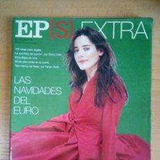 Coleccionismo de Periódico El País: EL PAÍS SEMANAL - 9 DICIEMBRE 2001 - N° 1315 - PILAR LÓPEZ DE AYALA - FERRAN ADRIÀ - ELVIRA LIND. Lote 130086527