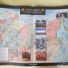 Coleccionismo de Periódico El País: COMUNISMO - LA REVOLUCION RUSA. Lote 130418690