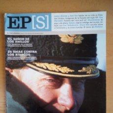 Coleccionismo de Periódico El País: EL PAÍS SEMANAL - 9 DE DICIEMBRE DE 2001 - NÚMERO 1315. Lote 130489938