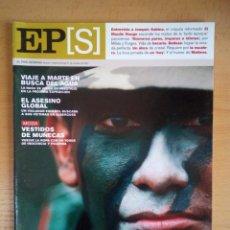 Coleccionismo de Periódico El País: EL PAÍS SEMANAL - 21 DE OCTUBRE DE 2001 - NÚMERO 1308. Lote 130767948