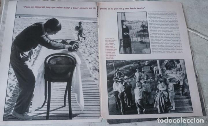 Coleccionismo de Periódico El País: Inge Morath en España. El largo viaje. (El Pais semanal circa 1995) - Foto 2 - 131666614