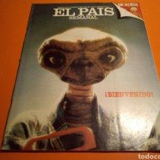 Coleccionismo de Periódico El País: REVISTA EL PAIS SEMANAL, BIENVENIDO E.T. N° 294 , NOVIEMBRE 1982. Lote 133436655