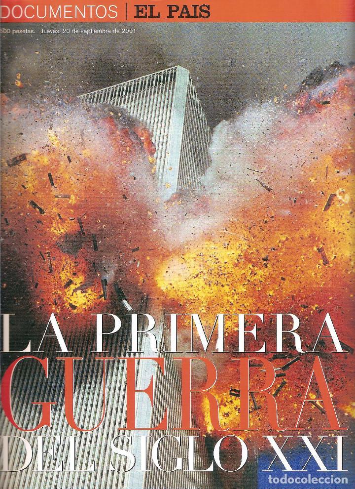 REVISTA EL PAÍS. LA PRIMERA GUERRA DEL SIGLO XXI (Coleccionismo - Revistas y Periódicos Modernos (a partir de 1.940) - Periódico El Páis)