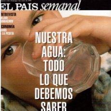 Coleccionismo de Periódico El País: 1999. MIJAIL GORBACHOV. SANTE D'ORAZIO. PEDRO ALMODÓVAR. KATE MOSS. LLUÍS LLACH. VER SUMARIO.. Lote 138048610
