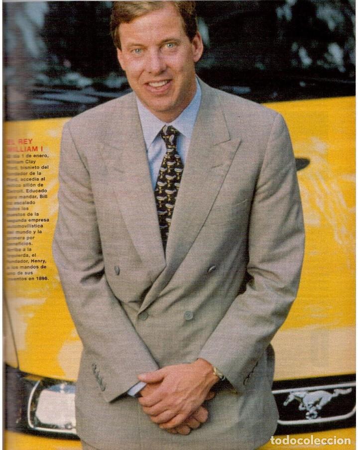 Coleccionismo de Periódico El País: 1999. ROSANA. WILLIAM FORD, PRESIDENTE. NUEVA YORK EN BARCELONA. RUTH GABRIEL. RAIMUNDO AMADOR. VER - Foto 7 - 138056826