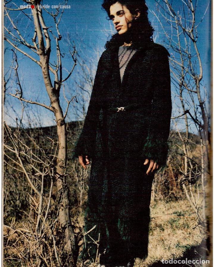 Coleccionismo de Periódico El País: 1999. ROSANA. WILLIAM FORD, PRESIDENTE. NUEVA YORK EN BARCELONA. RUTH GABRIEL. RAIMUNDO AMADOR. VER - Foto 10 - 138056826