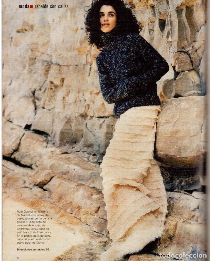 Coleccionismo de Periódico El País: 1999. ROSANA. WILLIAM FORD, PRESIDENTE. NUEVA YORK EN BARCELONA. RUTH GABRIEL. RAIMUNDO AMADOR. VER - Foto 12 - 138056826