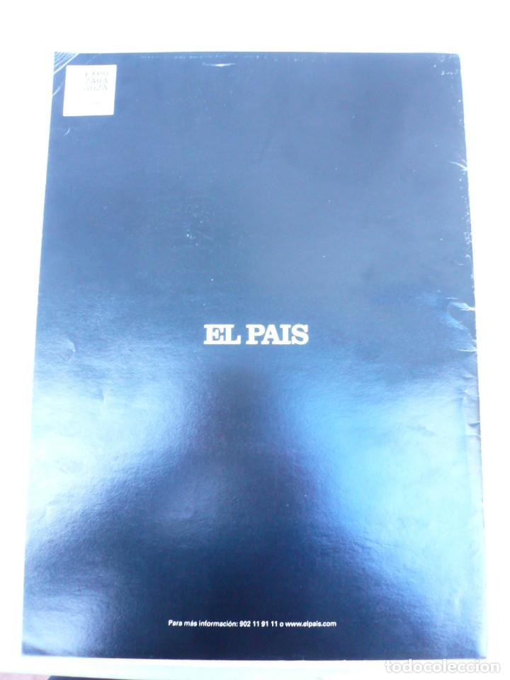 Coleccionismo de Periódico El País: LAS PORTADAS EL PAIS. UNA HISTORIA DE LOS ÚLTIMOS 30 AÑOS. 30 PORTADAS. DE 1976 A 2006 - Foto 12 - 138057910