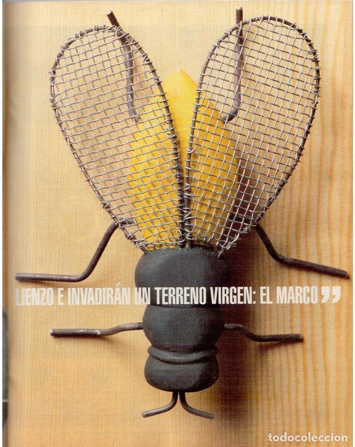 Coleccionismo de Periódico El País: 1999. EDUARDO ARROYO. 20 PÁGS. LUIS CIGES. MICHAEL JORDAN. CARBAGE. HIJAS DEL SOL. VER SUMARIO. - Foto 7 - 138062454
