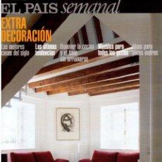 Coleccionismo de Periódico El País: 1999. ASÍ FUE MADRID. MARCO PANTANI. LAS CASAS DEL SIGLO. ANTONIO FLORES. ROSENDO MERCADO. VER. . Lote 138609858