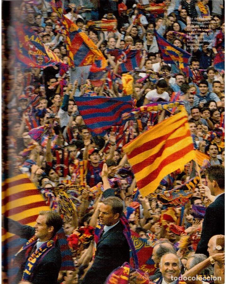 Coleccionismo de Periódico El País: 1999. BARÇA, CENTENARIO FELIZ. ANA FERRER, DESPUÉS DEL CASO ROLDÁN. SAINT KITTS. JENNIFER LÓPEZ. VER - Foto 5 - 138615062