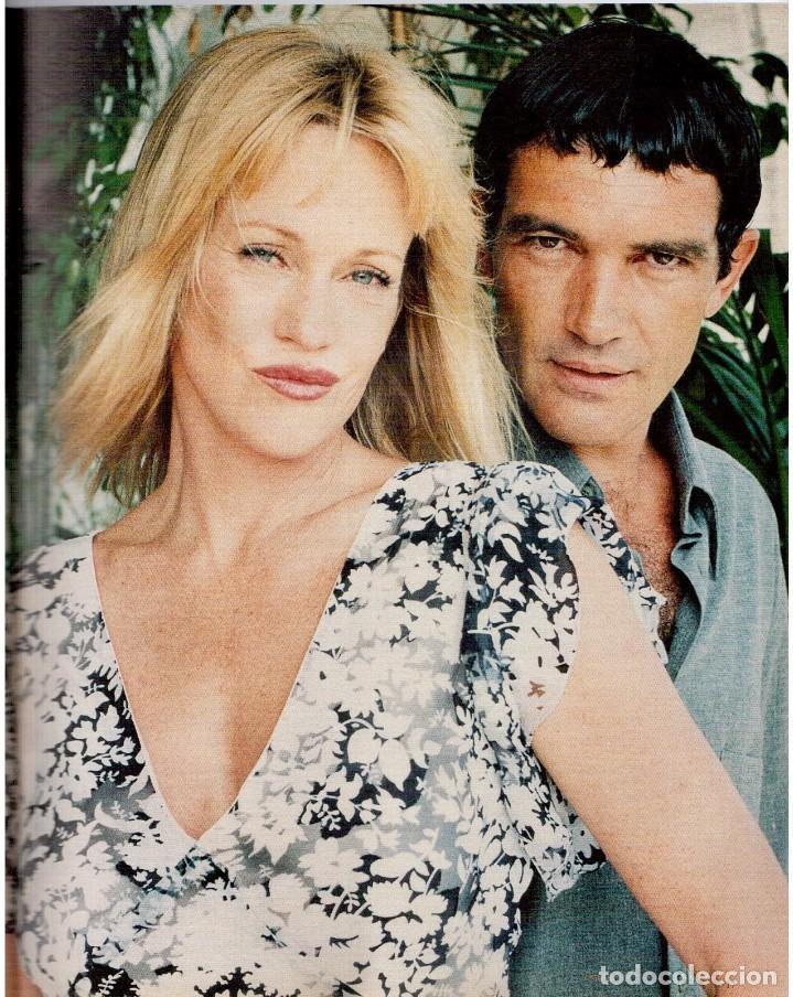Coleccionismo de Periódico El País: 1999. BANDERAS - GRIFFITH. LA CASA DE SALVADOR DALÍ. ANA FERNÁNDEZ. VER SUMARIO. - Foto 3 - 138722098