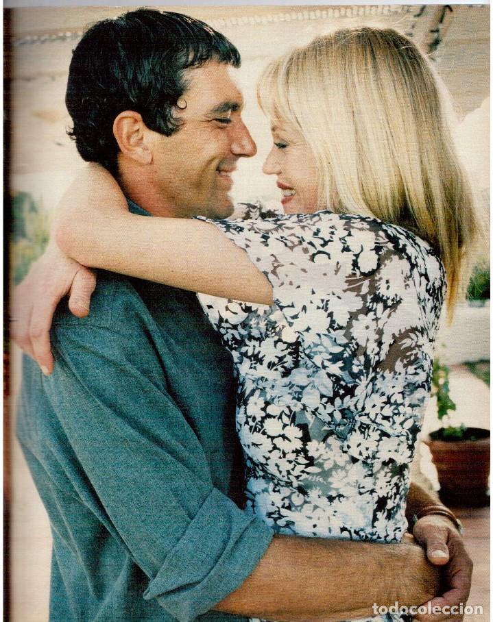 Coleccionismo de Periódico El País: 1999. BANDERAS - GRIFFITH. LA CASA DE SALVADOR DALÍ. ANA FERNÁNDEZ. VER SUMARIO. - Foto 4 - 138722098