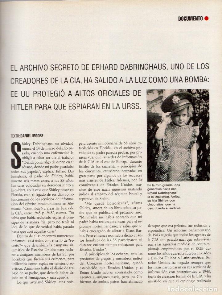 Coleccionismo de Periódico El País: 1999. BANDERAS - GRIFFITH. LA CASA DE SALVADOR DALÍ. ANA FERNÁNDEZ. VER SUMARIO. - Foto 6 - 138722098