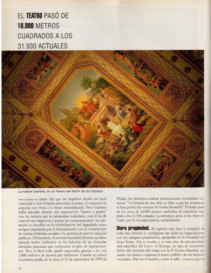 Coleccionismo de Periódico El País: 1999. MIGUEL BOSÉ (9 PÁGS). EUGENIA SILVA. ELENA ANAYA Y LEONOR WATLING. ASSUMPTA SERNA. VER - Foto 8 - 138746322