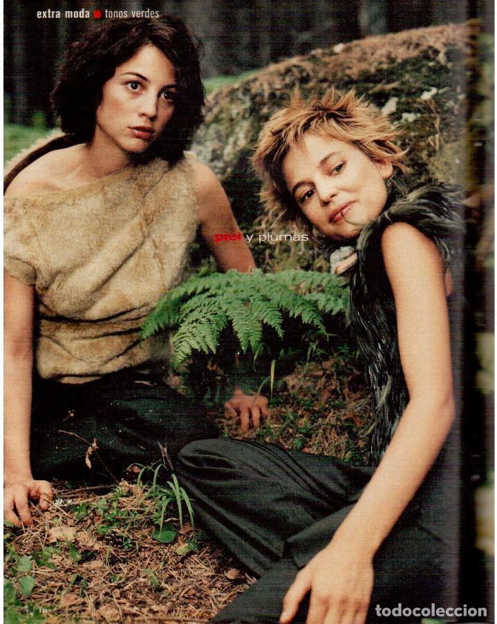 Coleccionismo de Periódico El País: 1999. MIGUEL BOSÉ (9 PÁGS). EUGENIA SILVA. ELENA ANAYA Y LEONOR WATLING. ASSUMPTA SERNA. VER - Foto 14 - 138746322