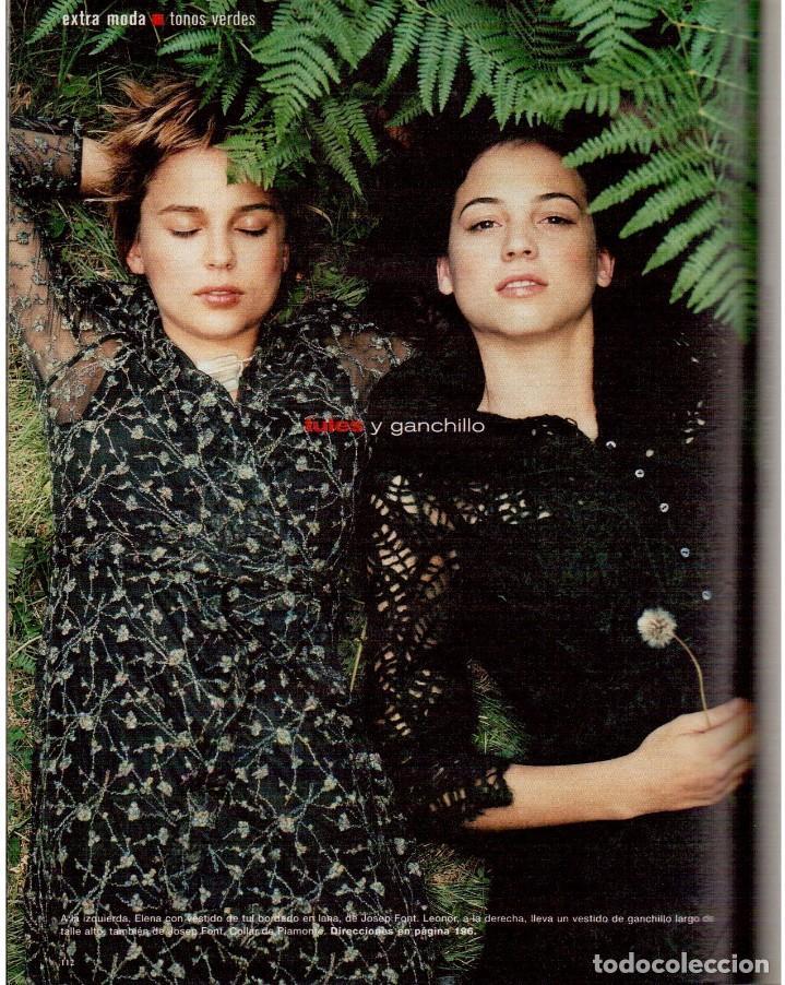 Coleccionismo de Periódico El País: 1999. MIGUEL BOSÉ (9 PÁGS). EUGENIA SILVA. ELENA ANAYA Y LEONOR WATLING. ASSUMPTA SERNA. VER - Foto 15 - 138746322