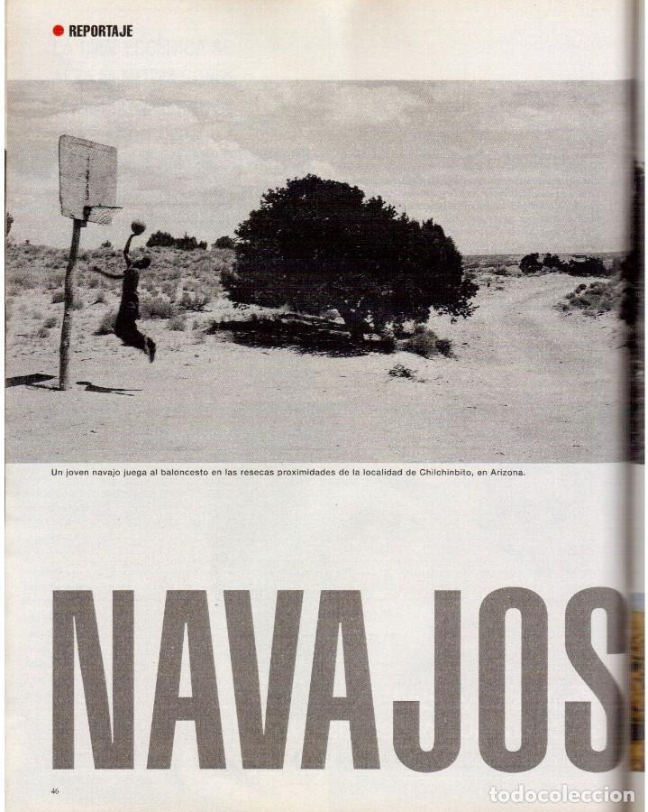 Coleccionismo de Periódico El País: 1999. MIGUEL BOSÉ (9 PÁGS). EUGENIA SILVA. ELENA ANAYA Y LEONOR WATLING. ASSUMPTA SERNA. VER - Foto 17 - 138746322