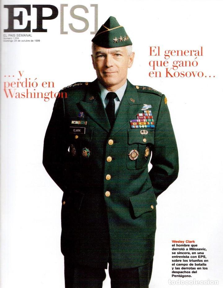1999. MARION JONES. MICK JAGGER. DONALD TRUMP. XAVIER PASTOR. VER SUMARIO. (Coleccionismo - Revistas y Periódicos Modernos (a partir de 1.940) - Periódico El Páis)
