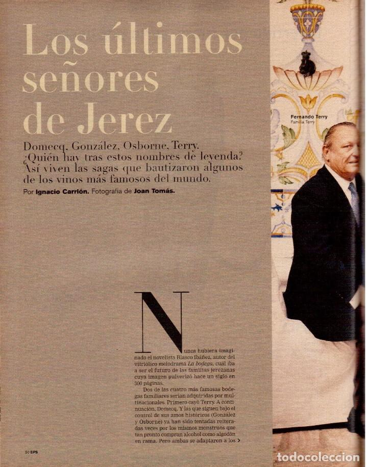 Coleccionismo de Periódico El País: 1999. MARION JONES. MICK JAGGER. DONALD TRUMP. XAVIER PASTOR. VER SUMARIO. - Foto 8 - 138821946