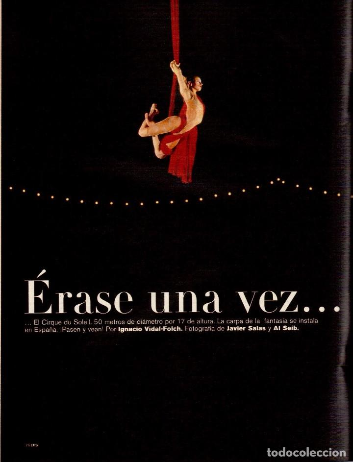 Coleccionismo de Periódico El País: 1999. MARION JONES. MICK JAGGER. DONALD TRUMP. XAVIER PASTOR. VER SUMARIO. - Foto 10 - 138821946