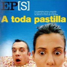 Coleccionismo de Periódico El País: 1999. JON SOBRINO. EL SUEÑO PROHIBIDO DE DALÍ. LA JUANI. VER SUMARIO. . Lote 138852690