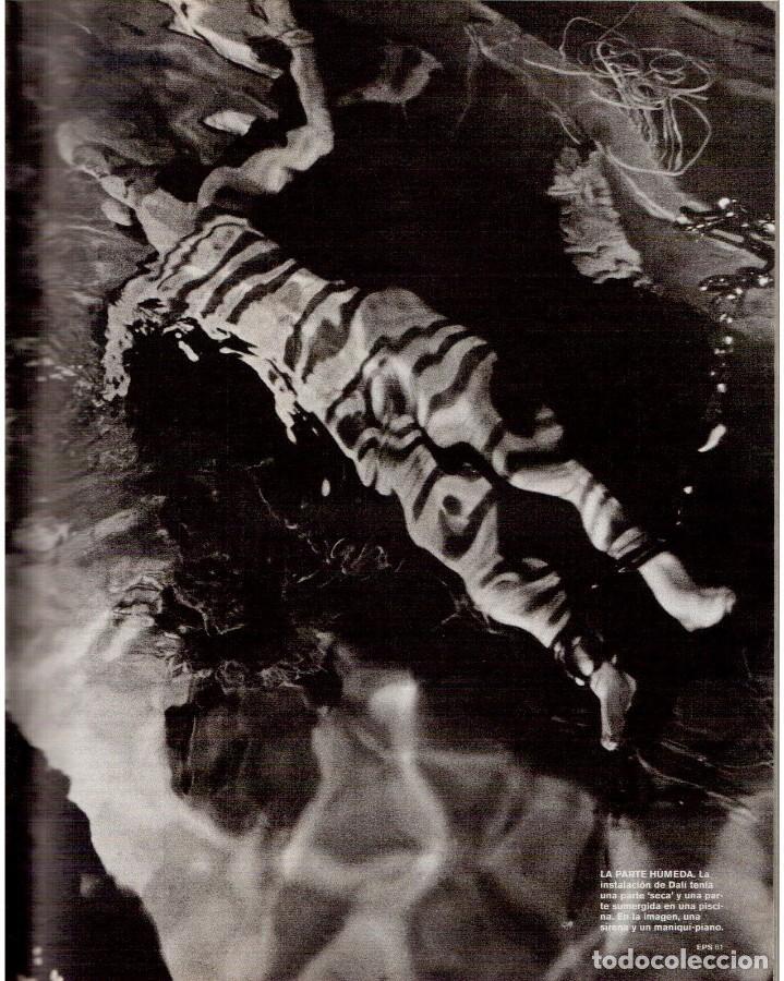 Coleccionismo de Periódico El País: 1999. JON SOBRINO. EL SUEÑO PROHIBIDO DE DALÍ. LA JUANI. VER SUMARIO. - Foto 9 - 138852690
