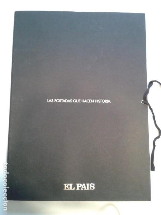 LAS PORTADAS QUE HACEN HISTORIA 2006 EL PAÍS ( 30 PORTADAS EN CARTULINA) (Coleccionismo - Revistas y Periódicos Modernos (a partir de 1.940) - Periódico El Páis)