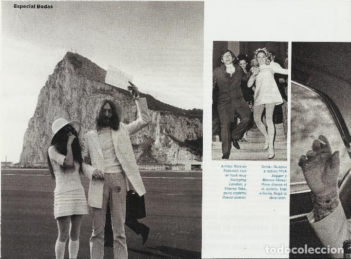 Coleccionismo de Periódico El País: El PAIS SEMANAL.BEATLES Paul McCartney.Lennon.Anthology.Beatlemania...Rev Completa + 8 regalos - Foto 4 - 142833882
