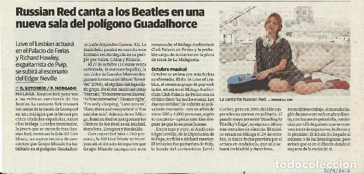 Coleccionismo de Periódico El País: El PAIS SEMANAL.BEATLES Paul McCartney.Lennon.Anthology.Beatlemania...Rev Completa + 8 regalos - Foto 10 - 142833882