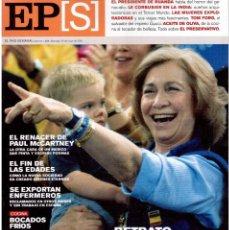 Coleccionismo de Periódico El País: 2001. MUJERES EXPLORADORAS. PAUL MCCARTNEY. LA INDIA DE LE CORBUSIER. PAUL KAGAME. VER SUMARIO.. Lote 145317598