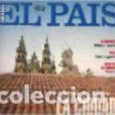 Coleccionismo de Periódico El País: SANTIAGO DE COMPOSTELA. EL PAIS SEMANAL. Nº 127. FECHA 25-JUL-1993. Lote 145386222