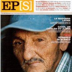 Coleccionismo de Periódico El País: 2001. PAULINA RUBIO, LA MADONNA LATINA. LUDWIG MIES VAN DER ROHE, EL ARQUITECTO DE CRISTAL. VER . Lote 145421718
