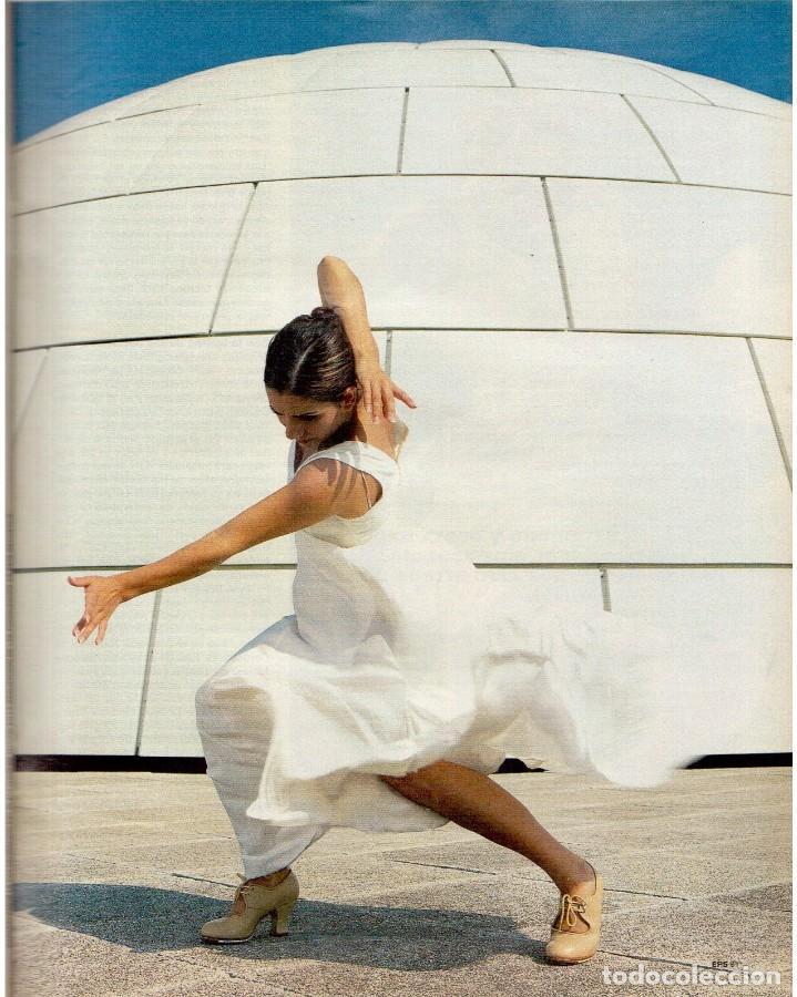 Coleccionismo de Periódico El País: 2001. AMY TAN. ISABEL ALLENDE. EVA YERBABUENA. EL SEÑOR DE LOS ANILLOS. GAY MERCADER. ROLLING STONES - Foto 6 - 145737554