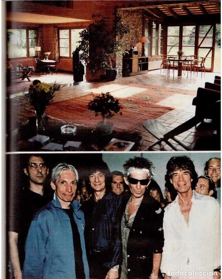 Coleccionismo de Periódico El País: 2001. AMY TAN. ISABEL ALLENDE. EVA YERBABUENA. EL SEÑOR DE LOS ANILLOS. GAY MERCADER. ROLLING STONES - Foto 10 - 145737554