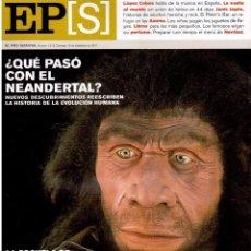 Coleccionismo de Periódico El País: 2001. JESÚS LÓPEZ COBOS. SORAYA PARLIKA. MIGUEL ÁNGEL GORDILLO. JANIS JOPLIN. JACK NICHOLSON. . Lote 145739334