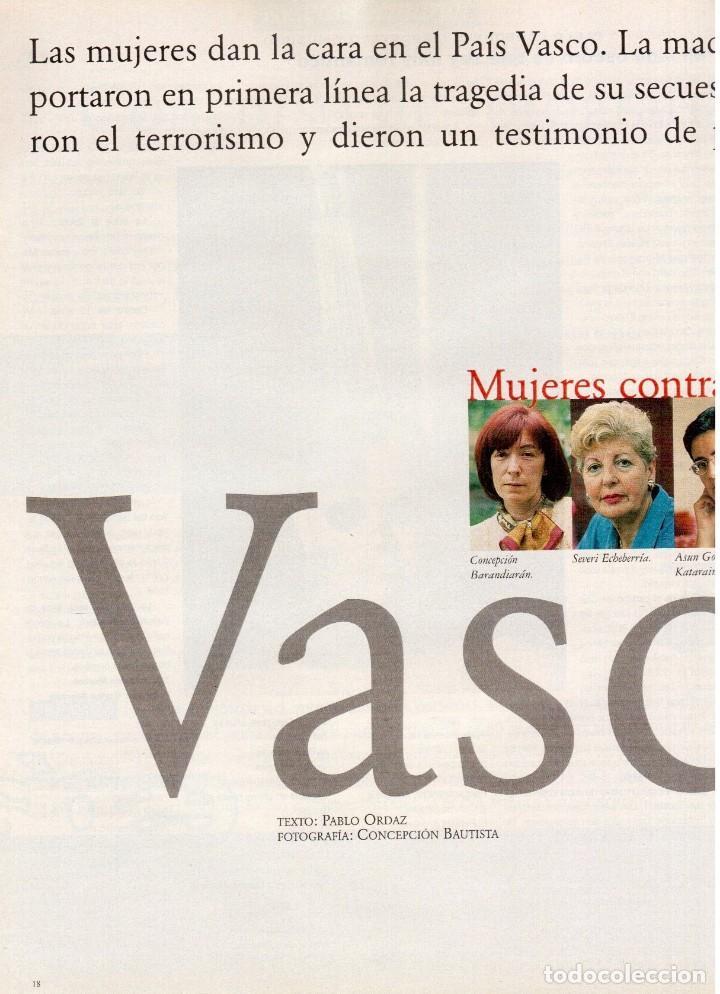 Coleccionismo de Periódico El País: 1997. vascas contra la violencia. fleetwood mac. pablo carbonell. rafael rebolo. ver sumario. - Foto 5 - 145760686