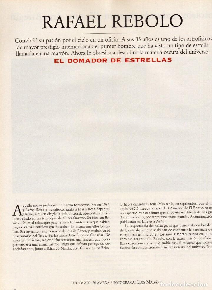 Coleccionismo de Periódico El País: 1997. vascas contra la violencia. fleetwood mac. pablo carbonell. rafael rebolo. ver sumario. - Foto 7 - 145760686